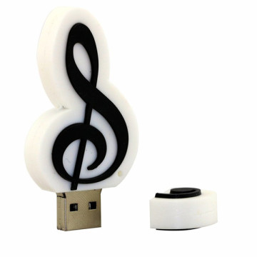 Mini music shape usb flash drive ferramentas