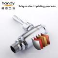 High Quality Brass water-saving Handle flush valve