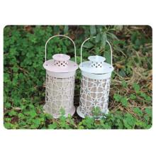 Star Style Metal Garden Lantern