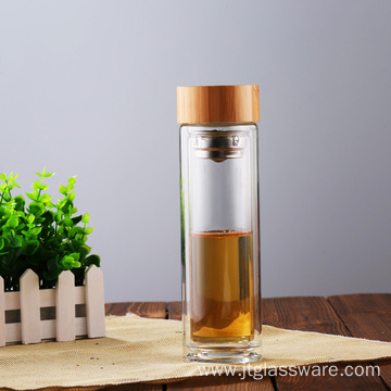 Hot New Christmas Gift Water Glass Bottle