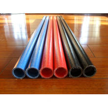 Pultruded Colourful High Strength Durable Fiberglass Mop Handle