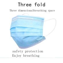 Protective Disposable 3 Ply/3ply Face/Facial Masks