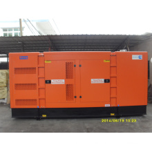 200kVA Water Cooling AC 3 Phase 6 Strock Soundproof Diesel Genset