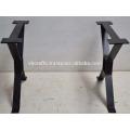 Wrought Iron Industrial Design X Legs
