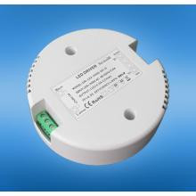 dimmable 700mA round led driver 0-10v