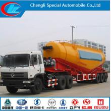 Dongfeng Bulk Cement/Grain Semi Trailer