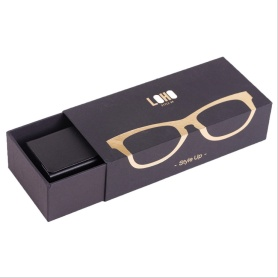 sun glasses drawer gift box