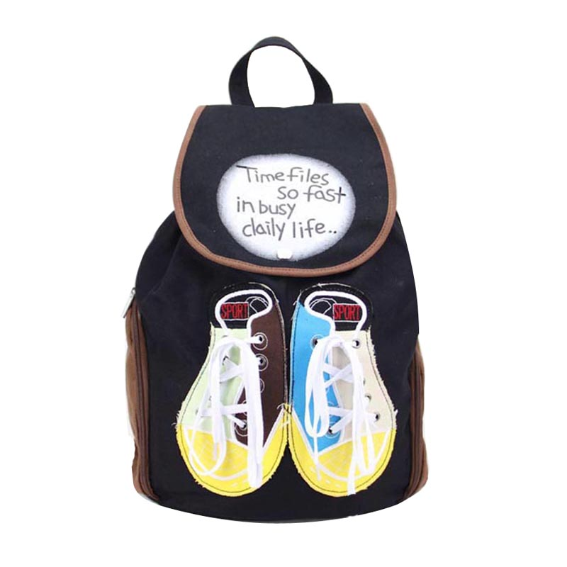 Boys Bookbags Dkb 4339 F0037 Black