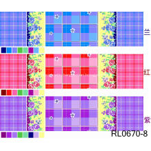 100Polyester Print Fabric  Home Textile