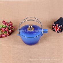 Esmalte de hierro fundido Tetera / tetera para el hogar