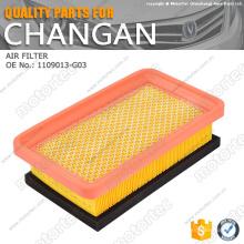 pièces de rechange chana benni pièces de filtre à air 1109013-G03