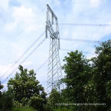 Угольная железная башня типа 220 кВ Cat Head