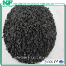 coque de alta carbonización 10-30mm para la fabricación de acero