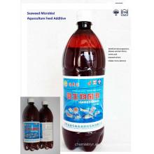 Aditivo para piensos de agentes biobacterianos utilizado para la acuicultura