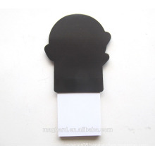 China manufacturer customized Fridge Magnetic Notepad With Write And Wipe Marker