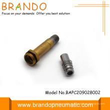 3 vias latão tubo 4V solenóide da válvula atuador