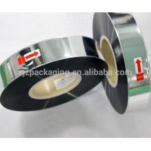 Condensateur Sliver métallisé film plastique VMBOPP