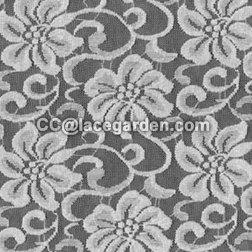 Stretch Jacquard Lace