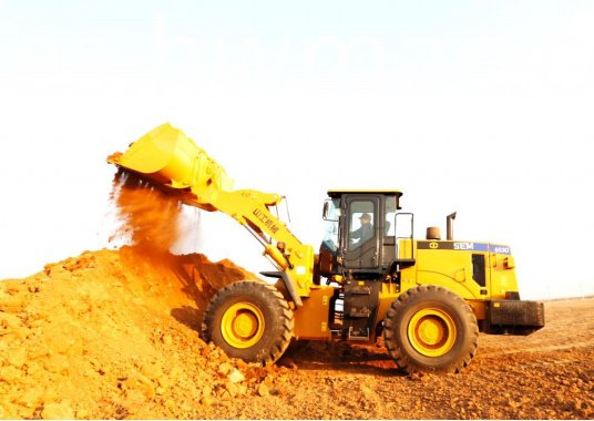 Sem 816d Mini Wheel Loader