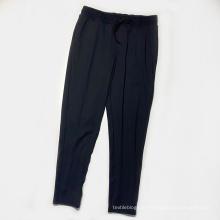 Vente en gros Pantalon de jogging en nylon à taille élastique pour hommes
