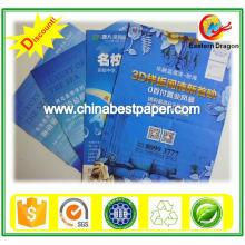 375g White Calendar Paper Board