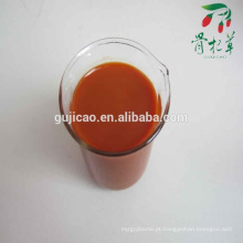 Suco de Goji concentrado 100% natual suco de goji