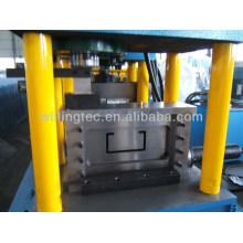 Máquina de moldagem de rolo automática transparente ajustável para construção