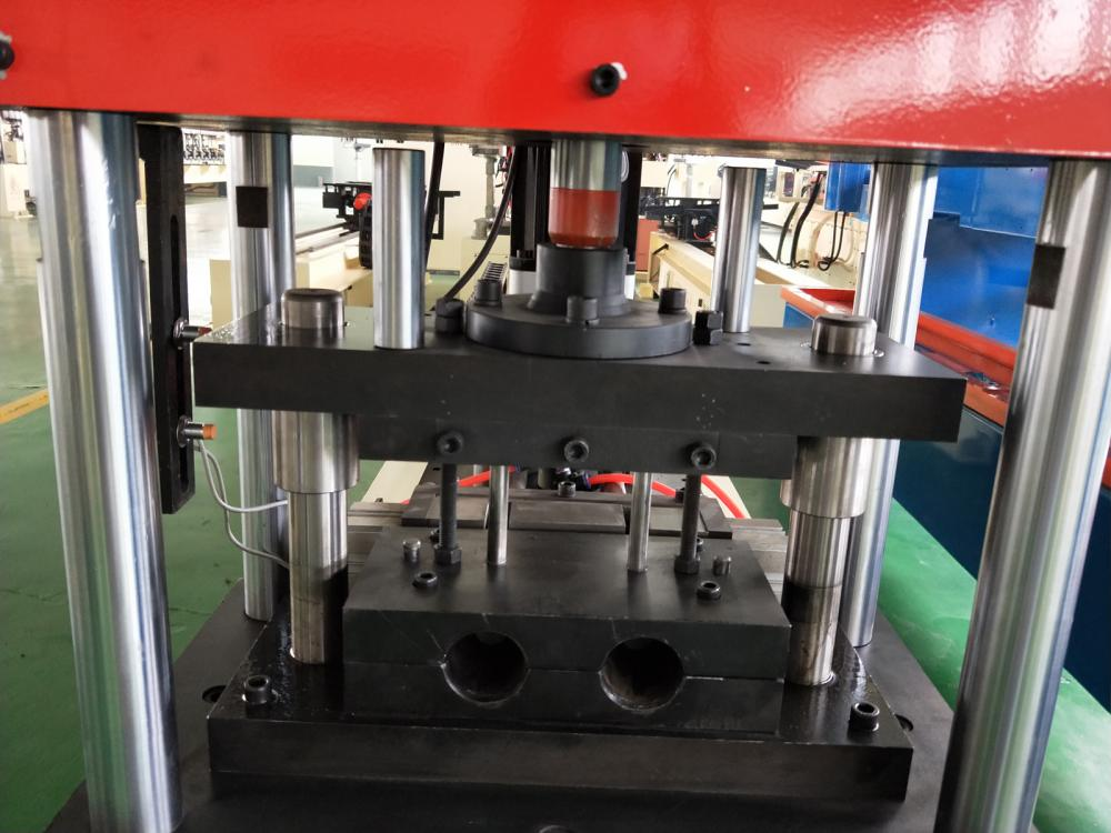 Steel Support Punching Machine