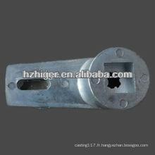 partie automatique de moulage de gravité / partie en aluminium de coulée de gravité / partie coulée de gravité