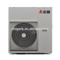 Energy-saving high quality dc inverter solar hot water heat pump for residential heating