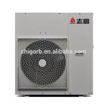 Energiesparende DC-Inverter Solar-Warmwasser-Wärmepumpe für Wohn-Heizung