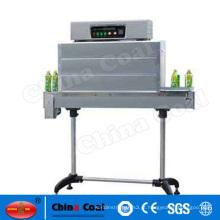 Máquina do túnel do envoltório do psiquiatra da etiqueta da luva do PVC feita no carvão de China