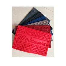Best quality polyester fibre door mat roll