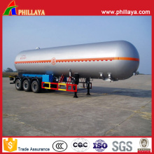 LPG Gas Tanker Semi Trailer