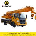 12 Ton Small Truck Cranes Mini Type