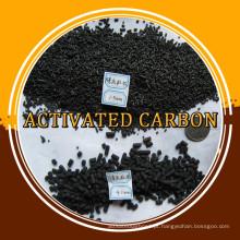 Carvão activado em coluna de carvão antracite de venda quente