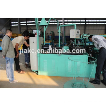 Knucled and twisted Fully automatic chain link fence machine