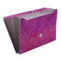pu accordion file folder