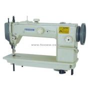 Máquina de coser de pespunte pesado de la punta de la aguja y de la parte inferior de la aguja