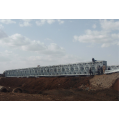 Ready Made Prefab Steel Structure Building Bridge