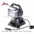 High intensity beam with controller DC 12/24v voltage work light for all of vehicle