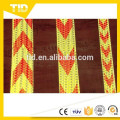 Arrow Reflective Sticker Tape, yellow red