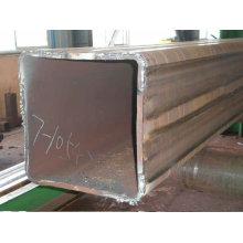 MS tubes carrés / tubes rectangulaires ASTM A500 / Gr B / Q235 / SS400 / SS490