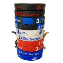 Factory Directly Nba Wrist Bands,Silicone Mosquito Wristband