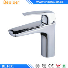 Beelee Bathroom Single Handle Brass Basin Faucet