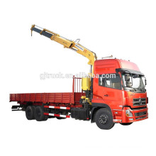 6x4 unidad 16T Dongfeng camión grúa camión / camión grúa / grúa con camión / grúa montada camión / montacargas