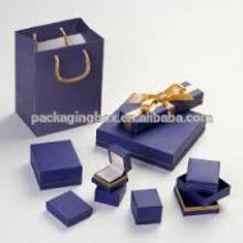 Larger image New Classical & Cheap paepr Jewelry Boxes with bags