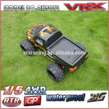 China wholesale high quality 4WD Gas Car , plastic model car kits for sale