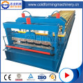 Color Steel Roof Sheet Roll Forming Machinery