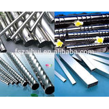 offer stainless steel threaded tube